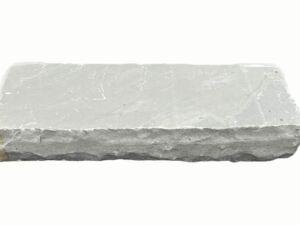 Blockstufen Grau Rustikal