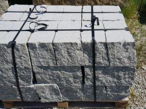 Mauersteine Granit 3 min