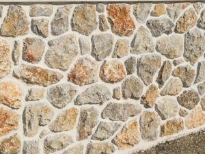 Naturstein Verblender Grey Rockface 2