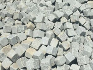 Pflastersteine Grau Antik 1