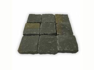 Pflastersteine Grau Sandstein