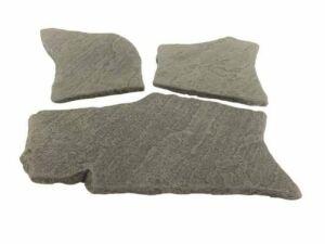 Polygoalplatten Grau Antik