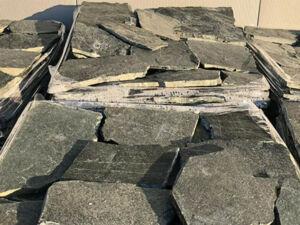 Polygonalplatten Anthrazit Gneis 1 1
