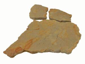 Polygonalplatten Gelb Dalmatia