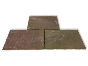 Sandsteinplatten Braun Modak
