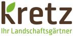Kretz gartenbau logo