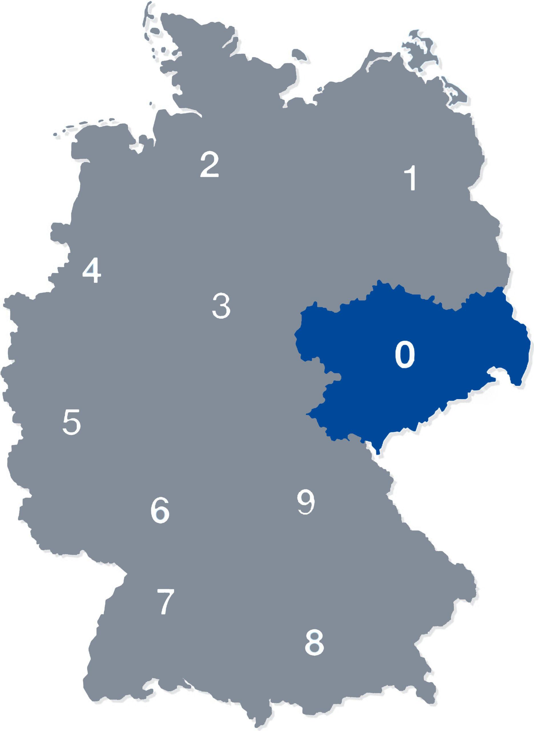 deutschland plz 0