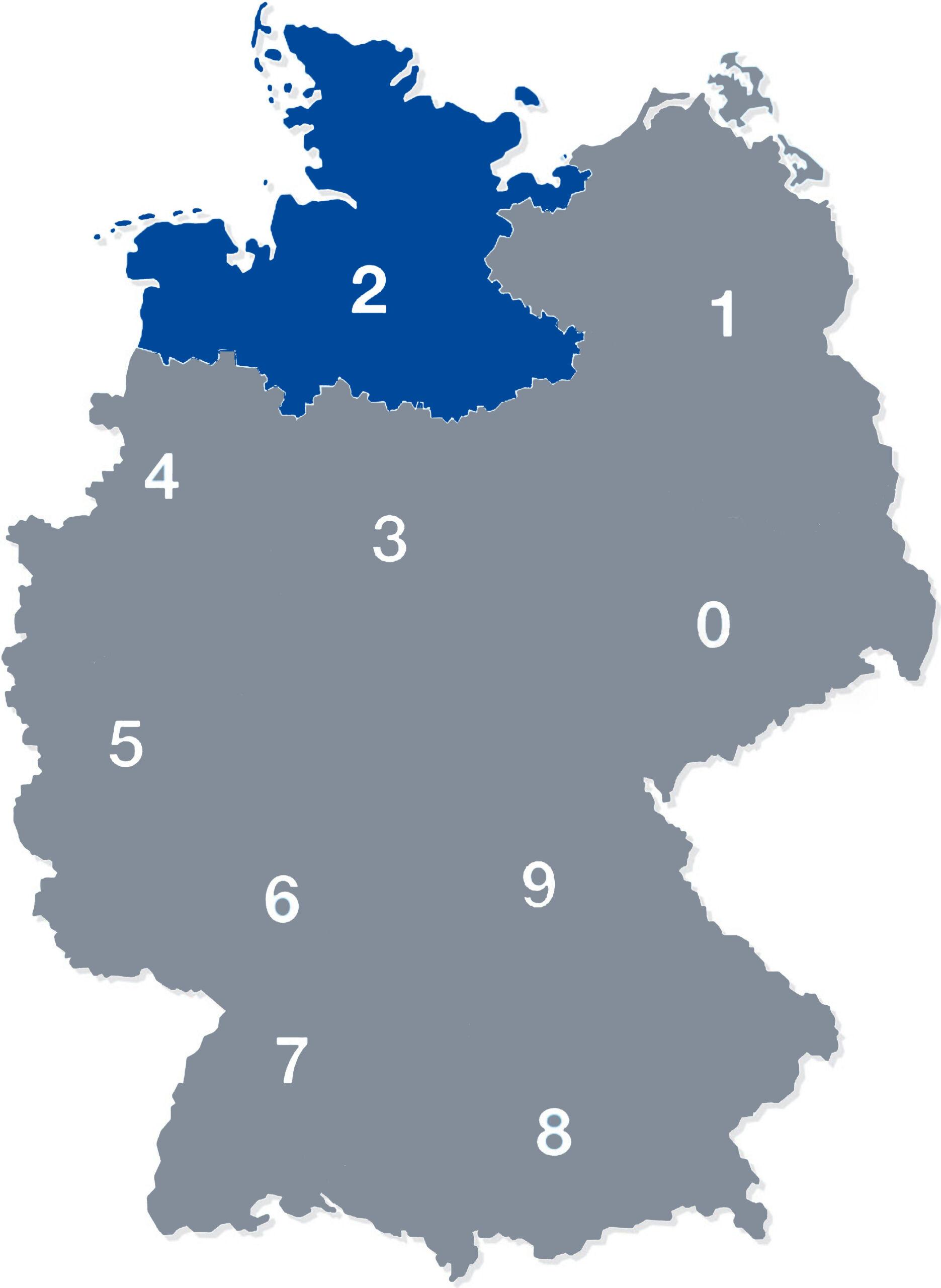 deutschland plz 2