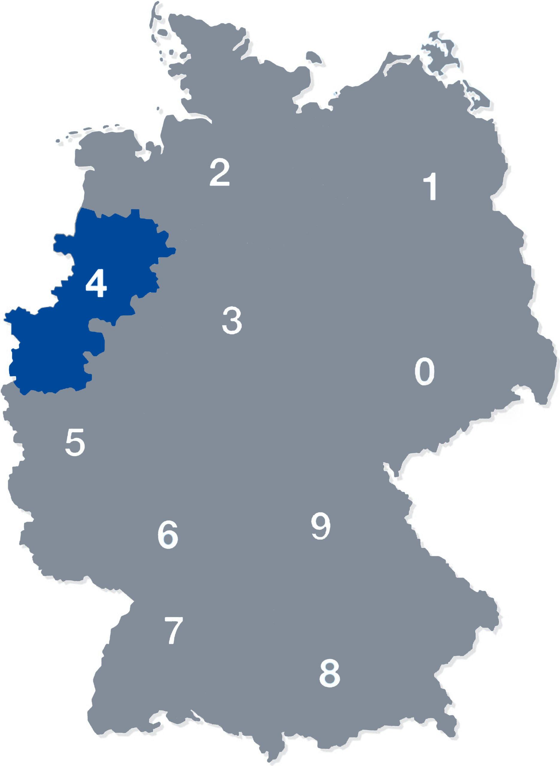 deutschland plz 4