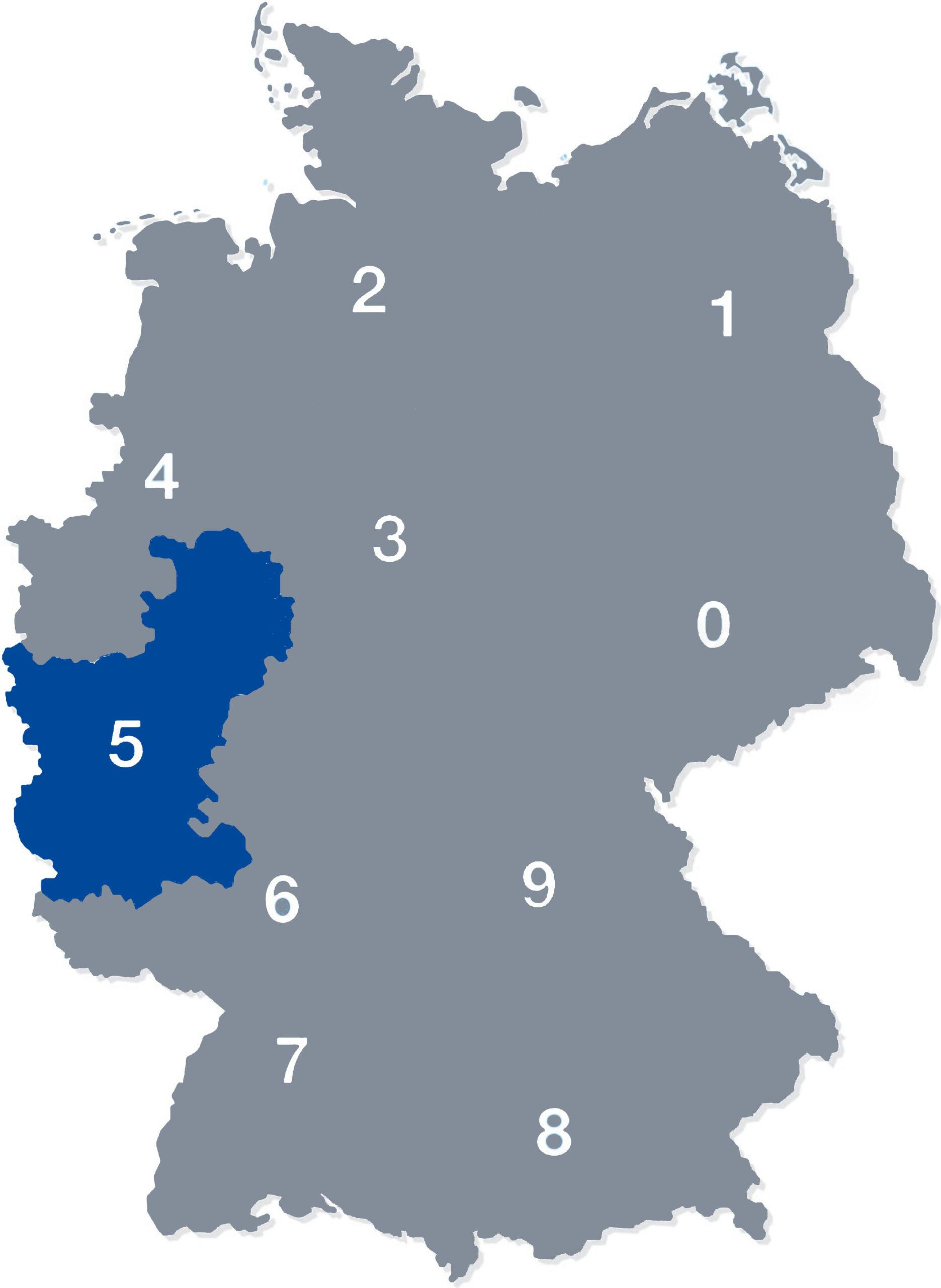deutschland plz 5