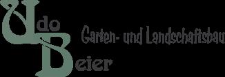 logo beier landschaftsbau