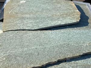 Polygonalplatten Karystos Grün 1