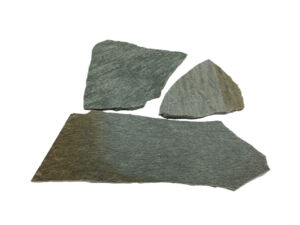 Polygonalplatten Karystos Grün